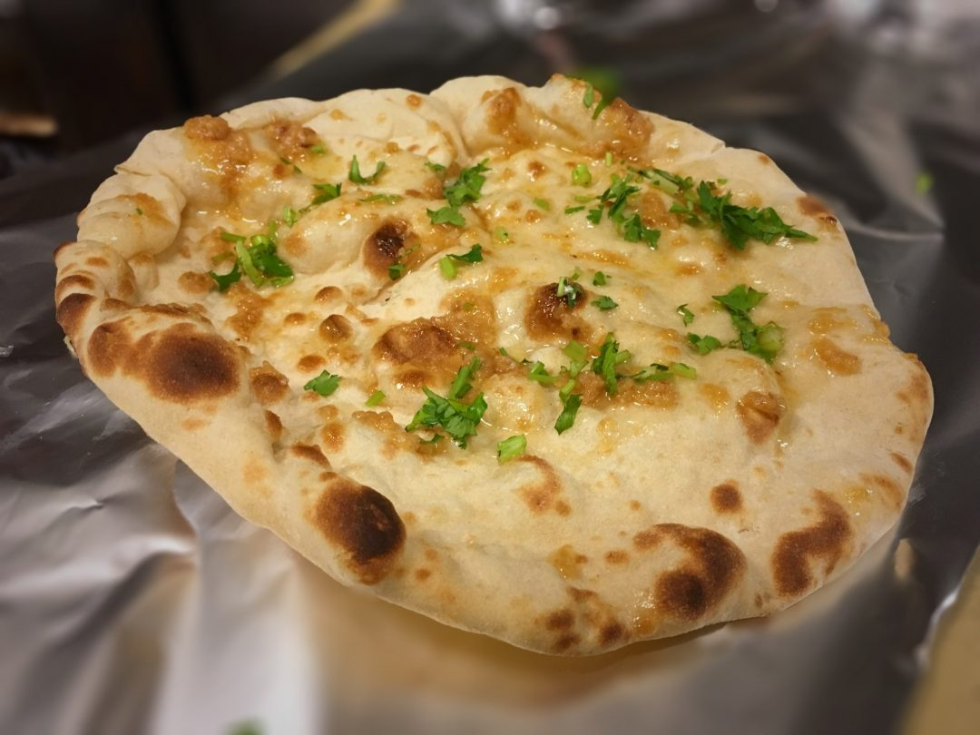 Naan to go
